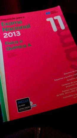 Livro Preparação para o Exame Nacional - Física e Química A