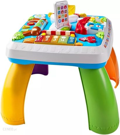 FISHER PRICE Stolik Interaktywny IDEALNY DRH37