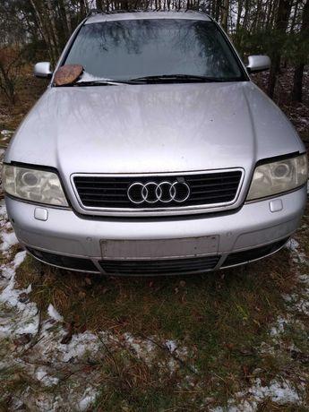 Audi A6 C5 maska zderzak dzwi inne