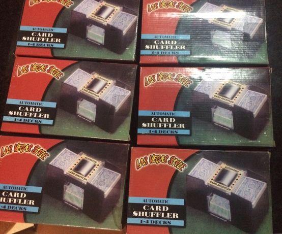 Jogo de cartas automático  las vegas style
