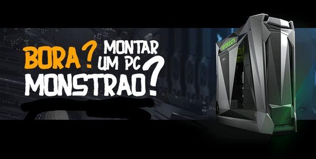 Montagem de PC'S Gaming's ( Torres) POR ORÇAMENTO