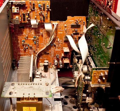 Ремонт підсилювачів, центрів, магнітол, DVD кінотеатрів, сабвуферів
