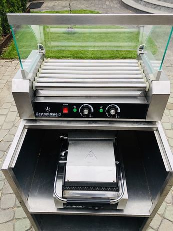Stanowisko/Maszyna do hot dogów
