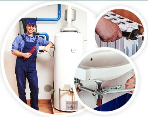 Выполним монтаж и ремонт отопления и сантехники любой сложности.
