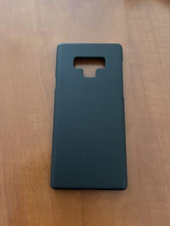 Capa rigida preta Samsung Galaxy Note 9