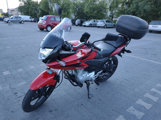 Honda CBF 125M 2009