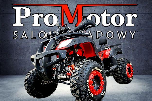 nowość XTR FARMER 150/200CC 17kM mocny 3+1 koła 10CALI ProMotor raty