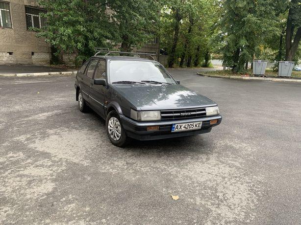 Продам Toyota Corolla 1988, очень хорошее состояние