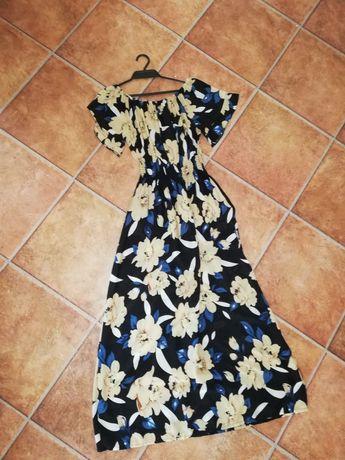 Nowa długa sukienka na lato rozmiar XXL