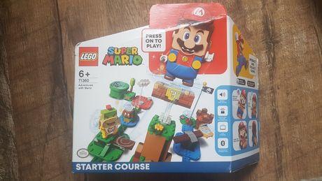Lego 71360 Zestaw startowy Mario, nowy nieotwierany