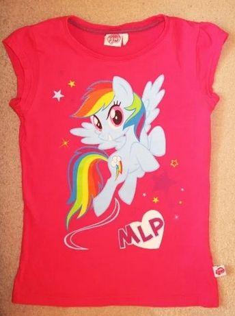 Bluzka dziewczęca z Rainbow Dash MY LITTLE PONY na 134