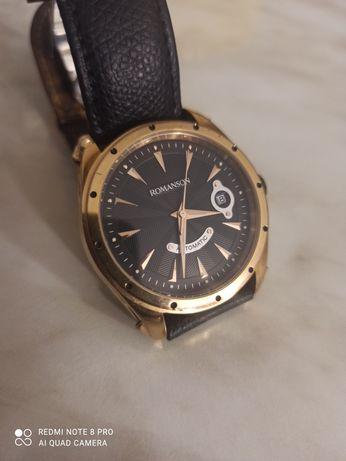 Часы Romanson Adel automatic механические, годинник swiss сапфир