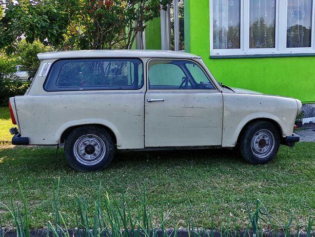 sprzedam Trabant 601 kombi silnik pali