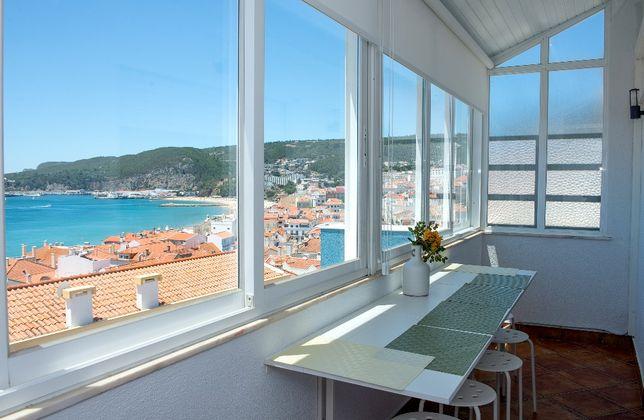 T1+1 - Apartamento Por do Sol - vista mar - ac & barb
