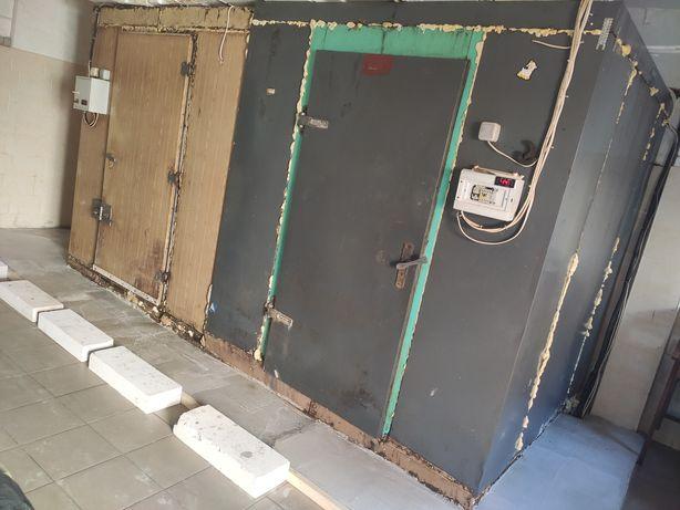 Холодильная камера без оборудования
