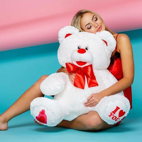 Большой плюшевый мишка, медведь, купить мишку Киев, подарок, ведмедик