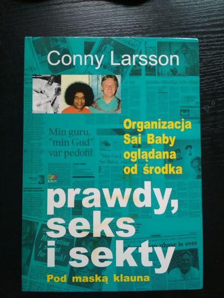 Prawda, seks i sekty Pod maską klauna Conny Larsson