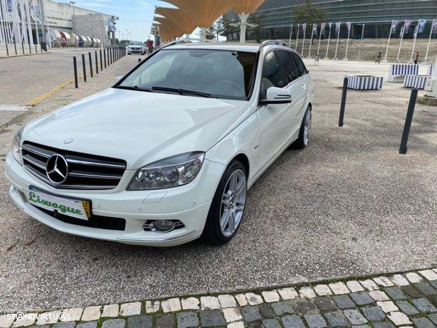 Mercedes-Benz C 250 CDI Avantgarde Automático