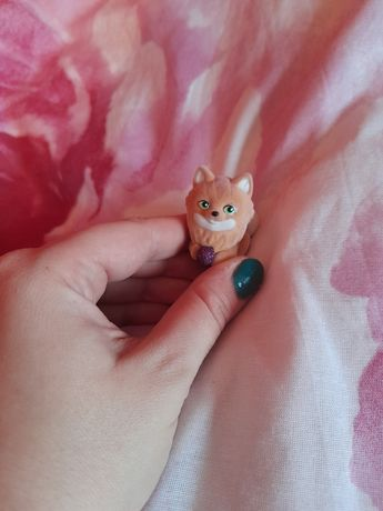 Barbie kotek pets figurka main coon