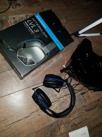 Słuchawki ps4 Afterglow lvl 3 PlayStation 4