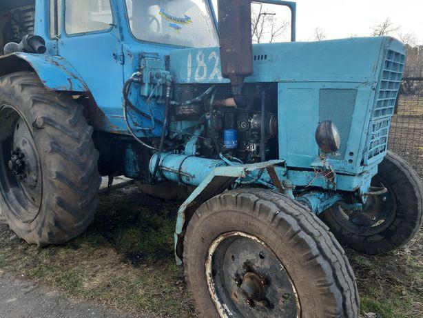 Трактор мтз 80 2 шт