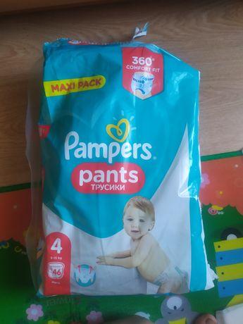 Памперси  Pampers pants трусики