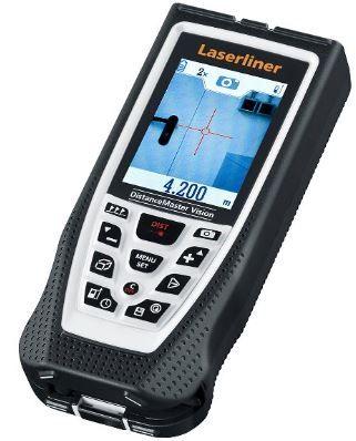 Medidor distancias Laser 80 mt c/ Câmara LASERLINER