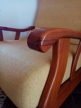 Conjunto de sofás vintage
