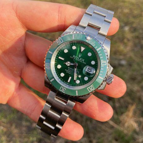 Часы ролекс Rolex Submariner Hulk 40mm