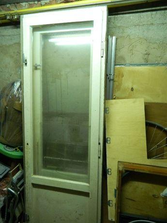 Дверь-Балконный блок.