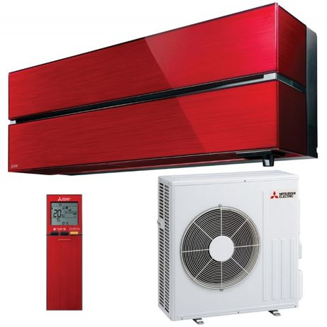 Кондиционер Mitsubishi Electric PREMIUM INVERTER (Ruby Red) MSZ-LN50VG