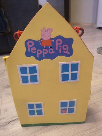 Domek, sklep i kuchnia świnki peppy 80 zł