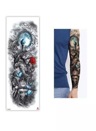 Tatuaz tymczasowy zmywalny