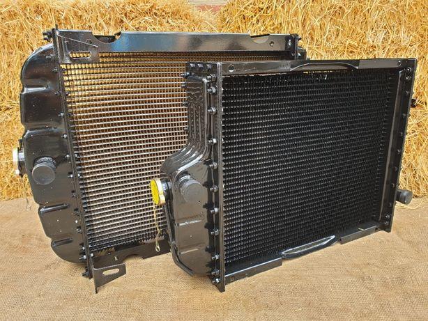 Радиатор МТЗ Д240/243 ЮМЗ Д65 водяного охлаждения Латунный Беларусь