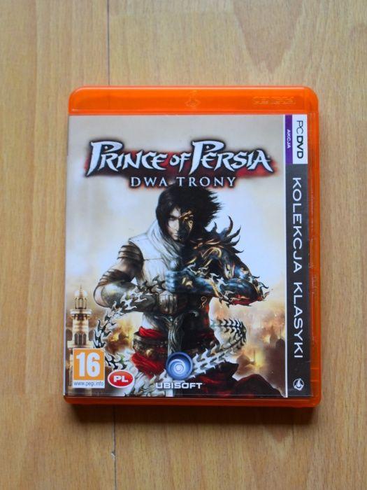 Prince of Persia Dwa trony - gra komputerowa, PC DVD Kraków - image 1
