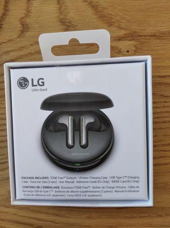 Słuchawki LG HBS-FN7