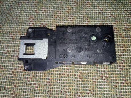 zamek rygiel blokada drzwiczek elektro zaczep 230V pralki części