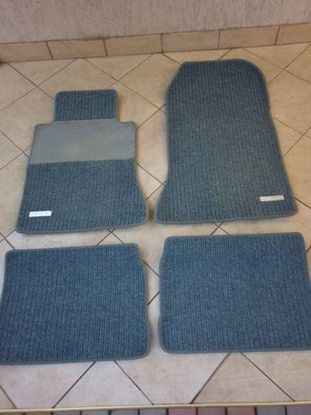 Оригинальные ворсовые ковры mercedes w124