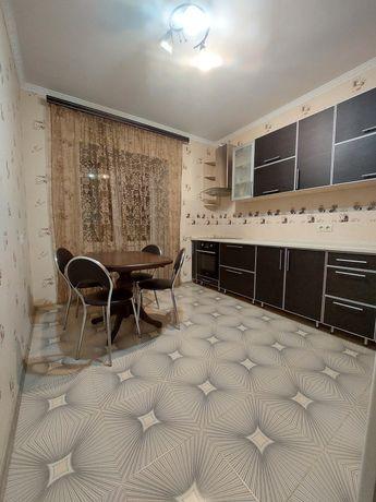 Новострой! 1комнатная квартира на 2 этаже с ремонтом и мебелью