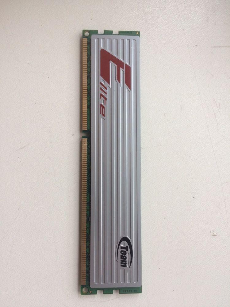 Оперативная память (ОЗУ) Team 8gb DDR3 1600 MHZ TED38G1600C11BK