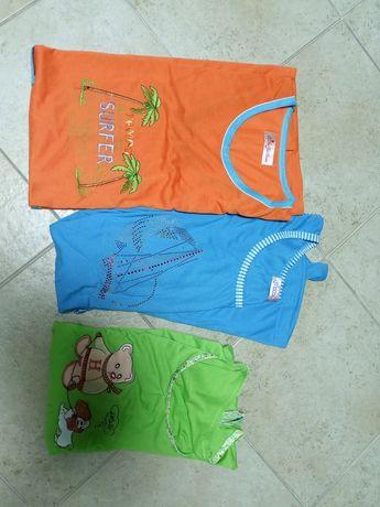 Lote roupa M e de criança 4-6 anos