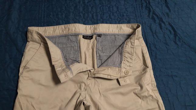 Jasne spodnie męskie