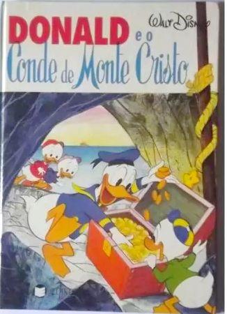 Donald e o Conde de Monte Cristo