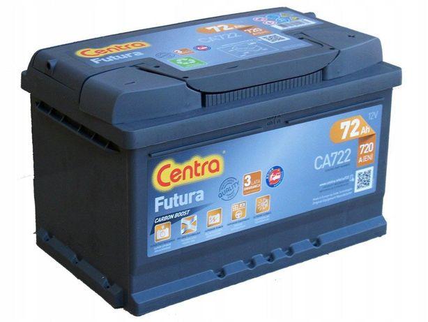 Akumulator Centra Futura 72Ah 720a