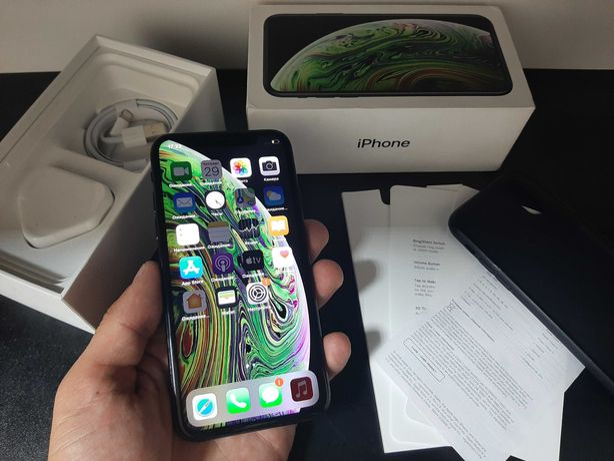 Apple iphone xs 64 gb neverlock space grey айфон хс 64 гб спейс грей