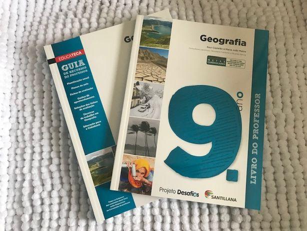 Geografia - Manual + Educateca - 9º ano