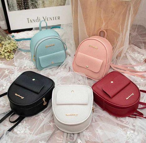 Стильный женский мини-рюкзак женская сумка портфель