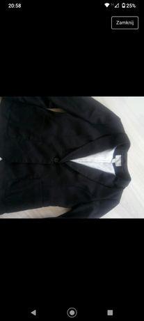 Żakiet H&M czarny damski