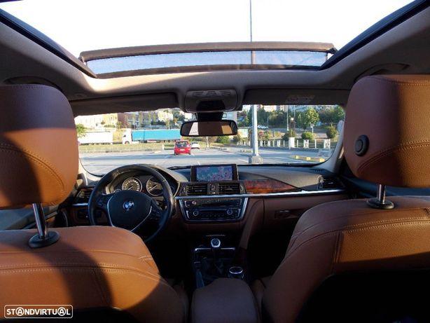 BMW 320 d Touring EfficientDynamics Line Luxury