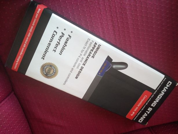 Ventilador para PS4 slim ou PS4 fat (Charging Stand)